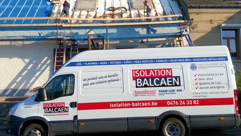 Isolation-Balcaen